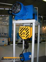 Waist rope stationary PodemCrane (Bulgaria)