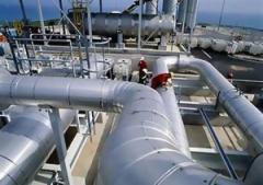 Teploizolyatsiiya for high-temperature pipelines