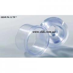 Kaprolon rod TR RA 12 d. 75 * 10000mm transparent