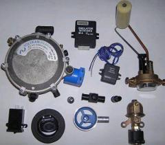 Комплекты газобалонного оборудования (ГБО) для