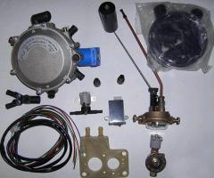 Аппаратура газобалонная для автомобилей ВАЗ