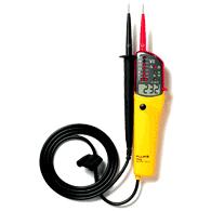 Fluke T140 tester sampler