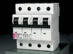 Автоматические выключатели(ST 68 AC (4,5 кА)