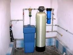 Water purification filters industrial