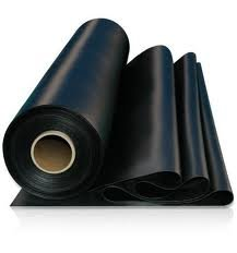 EPDM geomembrane for a waterproofing of roofs, the