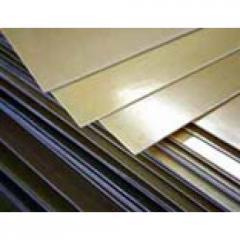 Стеклотекстолит электротехнический лист  1,0*1020*2020мм