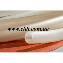 Трубка силиконовая диаметром 6,0*1,5 мм
