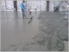 Hydrotechnical concrete