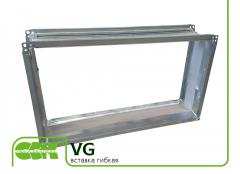 Insert flexible VG. Flexible inserts for air ducts