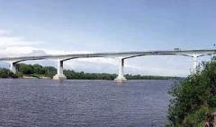 Пролетные строения мостов