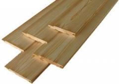 Вагонка деревянная сосна 30х140х6, 2 м без...