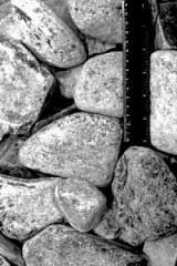 Камень талькохлорит обвалованный 20 кг.