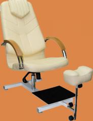 Chair for pedicure