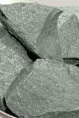 Камень для бани жадеит колотый 20 кг
