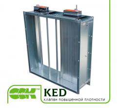 Клапан повышенной плотности KED