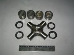Crosspieces of cardan axles