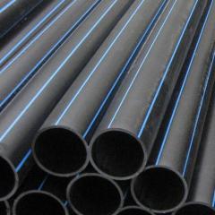 Трубы полиэтиленовые напорные для водопровода