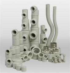 Pipes and fitting polypropylene