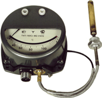 Продаём термометры манометрические ТКП Сг,ТГП   Сг