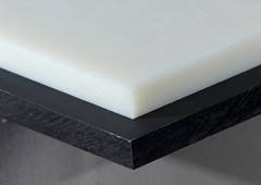 UHMW polyethylene PE-UHMW (PE 1000) natur.d. 70 *