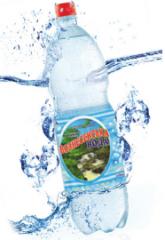 Воды минеральные лечебно-столовые