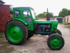 Component parts, spare parts for agricultural