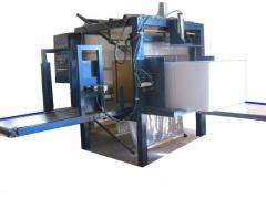 Оборудование для упаковки пенопласта