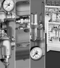 Системы горячего и холодного водоснабжения