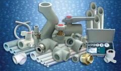 Системы водопроводные