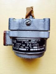 Редукция РД-09 1/670 127В 1.75 об/мин...