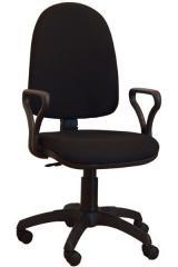 Офисный стул кресло PRESTIGE 50 с подлокотниками,
