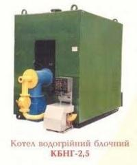 Copper water-heating KBNG-2,5