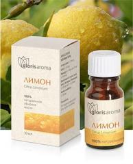 Lemon essential oil. Bleaching of skin, cleaning
