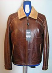 Куртки мужские из натуральной кожи, оптовое