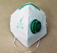 Respirator antidust Petal, Rostock, gas-dustproof