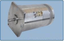 Low-speed valve electric drive