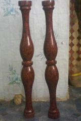 Балясины гранитные декоративные