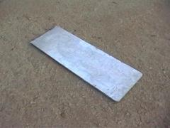Zinc, raw material