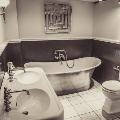 Design BROC heated towel rail