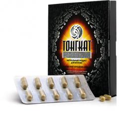 Тонгкат Али Платинум таблетки препарат капсулы для потенции Оригинал Киев Украина золотой стандарт