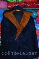 Мужской махровый халат Тайсон (унисекс) XL