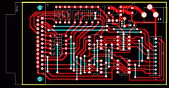 Мiкросхема ATmega 8A-PU
