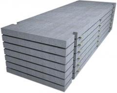 Плити бетонні