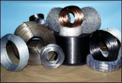 Проволока стальная вязальная 0,8-1,2-6,0мм