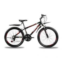 Горный велосипед для мальчиков XC24 2014черн.+кр.