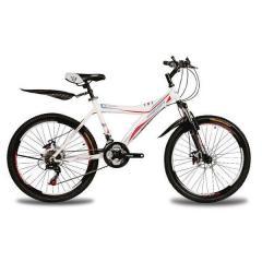 Велосипед для подростков ExplorerDisc16 TX30бел+кр
