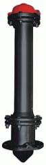 Hydrant fire underground h=0,50 of m
