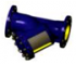 Фильтры осадочные фланцевые чугунные Ду25-Ду250
