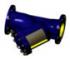 Filters sedimentary flange pig-iron Du25-Du250