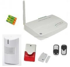 Set of the wireless GSM GSM-350Full alarm system